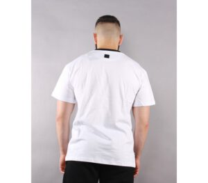 T-SHIRT SSG BELT CLASSIC WHITE/BLACK