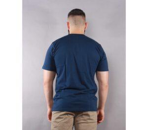T-SHIRT PATRIOTIC RAB HILL BLUE