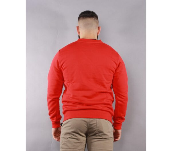 BLUZA PATRIOTIC KLASYK FINGERPRINT RED