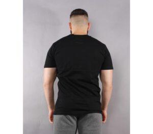 T-SHIRT BOR NEW OUTLINE BLACK