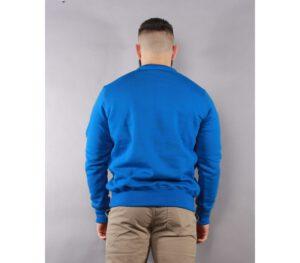 BLUZA PITBULL KLASYK CLASSIC LOGO BLUE