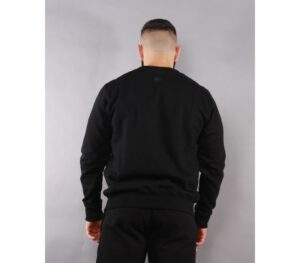 BLUZA SSG KLASYK OUTLINE COLORS BLACK