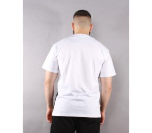 T-SHIRT SSG SLANT WHITE/BLUE