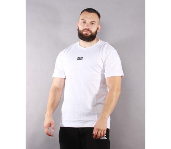 T-SHIRT SSG SMALL CLASSIC WHITE