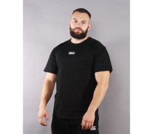 T-SHIRT SSG SMALL CLASSIC BLACK