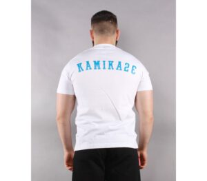 T-SHIRT KAMIKAZE TRIPPLE WHITE