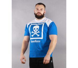 T-SHIRT KAMIKAZE CLASSIC BLUE