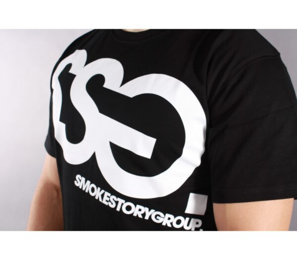 T-SHIRT SSG BIG BLACK