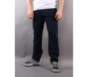 SPODNIE SSG JEANS SLIM BIG OUTLINE DARK