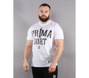 T-SHIRT PRIMA SORT PR1MA WHITE