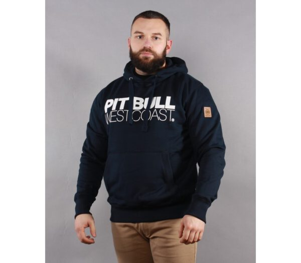 BLUZA PITBULL KAPTUR TNT DARK NAVY