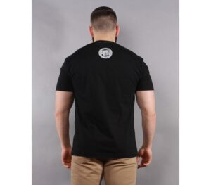 T-SHIRT PITBULL SANOK BLACK