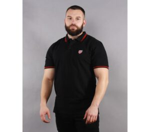 T-SHIRT PROSTO POLO1 BLACK…