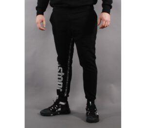 DRESY STOPROCENT JOGGER WAVY BLACK