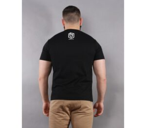 T-SHIRT BANITA SYNDYKAT BLACK