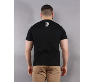 T-SHIRT BANITA NEW LOGO BLACK