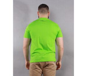 T-SHIRT PITBULL TNT LIGHT GREEN