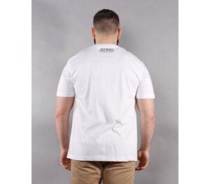T-SHIRT PITBULL PB SD WHITE