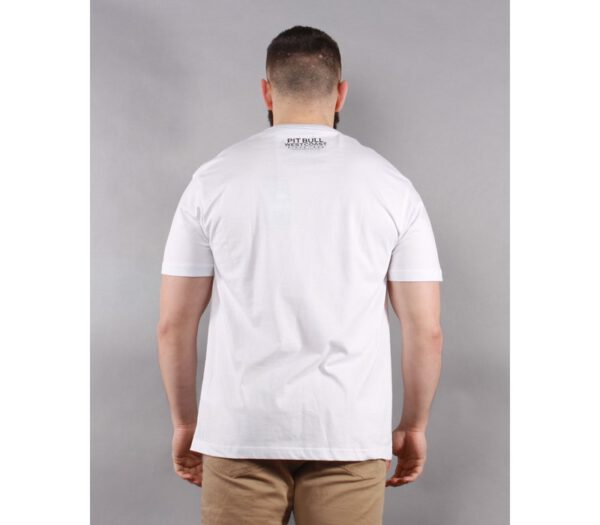 T-SHIRT PITBULL PB SD WHITE