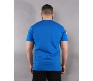 T-SHIRT BOR COLLEGE BLUE