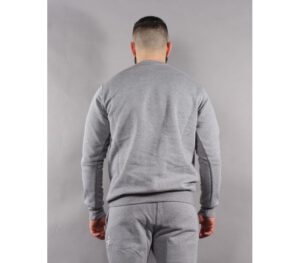 BLUZA STOPROCENT KLASYK BASE SMALL TAG GREY