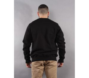 BLUZA SSG KLASYK BIG CITY LOGO BLACK