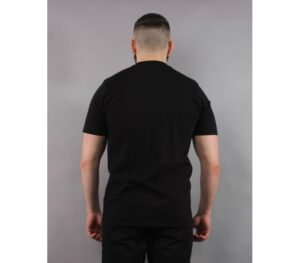 T-SHIRT PROSTO BASIC LEVELS BLACK