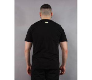 T-SHIRT PROSTO FOCUS BLACK