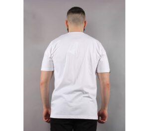T-SHIRT PATRIOTIC CLS CUT LINE WHITE