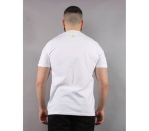 T-SHIRT PROSTO FOCUS WHITE