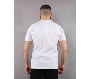 T-SHIRT PATRIOTIC SHADE PION WHITE