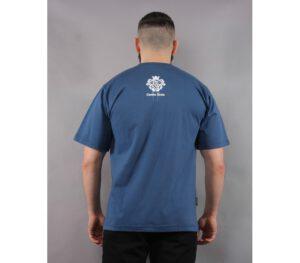 T-SHIRT CIEMNA STREFA CS BLUE
