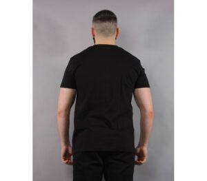 T-SHIRT PATRIOTIC LAUR MINI SLIM BLACK