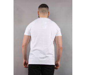 T-SHIRT PATRIOTIC CLS TAPE WHITE