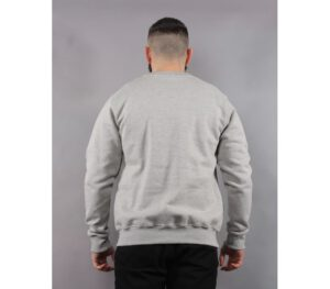 BLUZA SSG KLASYK PAINT TAG GREY