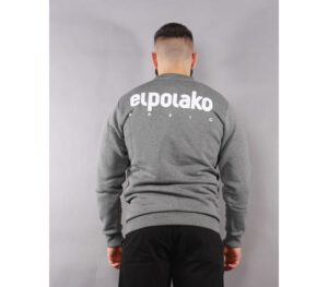 BLUZA EL POLAKO KLASYK LITTLE CLASSIC GREY