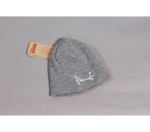 CZAPKA STOPROCENT SMALL TAG17 GREY