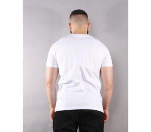 T-SHIRT STOPROCENT TMS CS SIMPLE WHITE