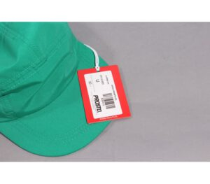 CZAPKA PROSTO 5PANEL FAST GREEN