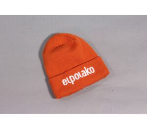 CZAPKA ELPOLAKO CLASSIC EP ORANGE