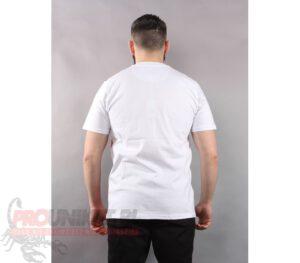 T-SHIRT PROSTO FLANK WHITE