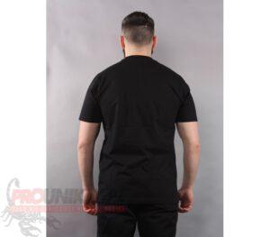 T-SHIRT PROSTO RINGZ BLACK