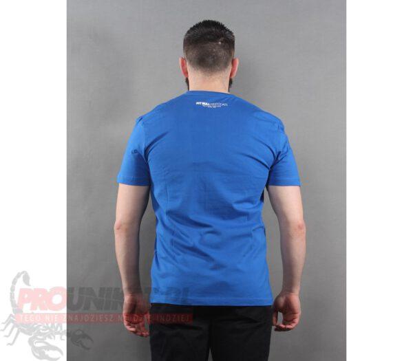 T-SHIRT PITBULL TNT ROYAL BLUE
