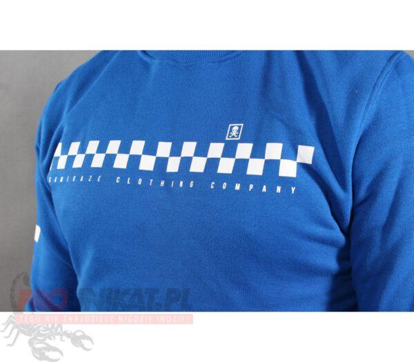 KOMPLET DRESOWY KAMIKAZE RACE BLUE