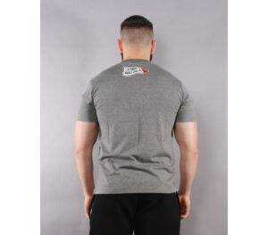 T-SHIRT STREET AUTONOMY CHAMPION GREY