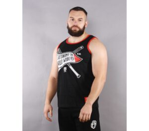 TANK TOP STREET AUTONOMY CHAMPION BLACK