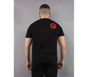 T-SHIRT STREET AUTONOMY TM SMASH BLACK
