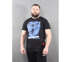T-SHIRT STREET AUTONOMY ELECTRIC BLACK