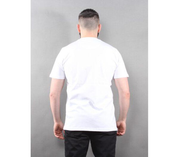 T-SHIRT PROSTO TAIZE WHITE