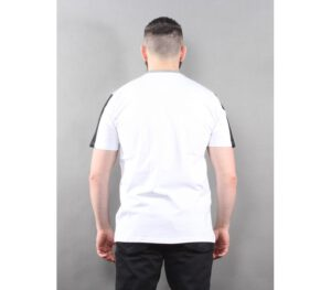 T-SHIRT PROSTO LETS WHITE
